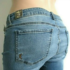 KUT from the KLOTH Jeans Plus Size 14W Skinny NWT